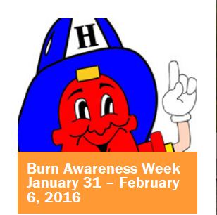 burn week poster to use