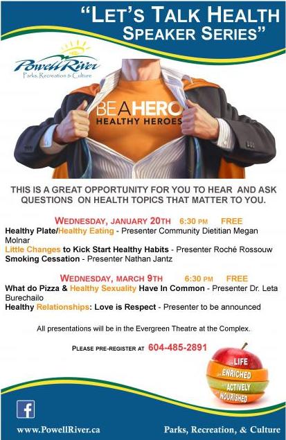 Let's talk health PRRC