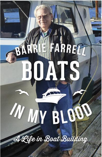 barrie farrell book