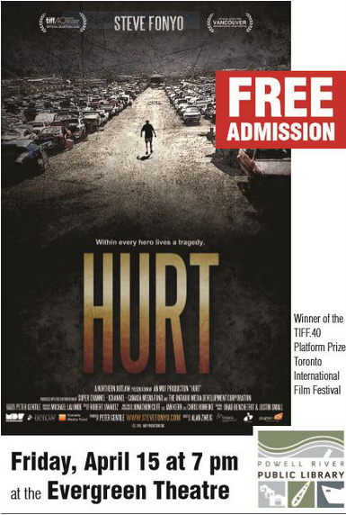hurt film poster
