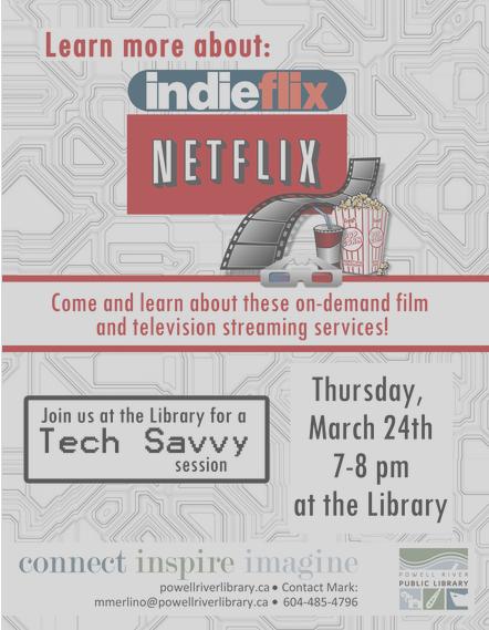 indie flix poster