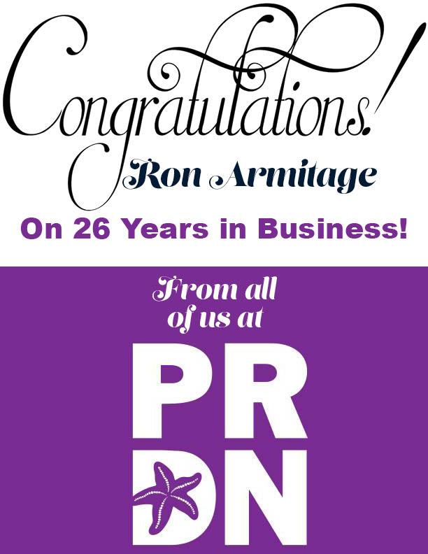 prdn congrats armitage poster